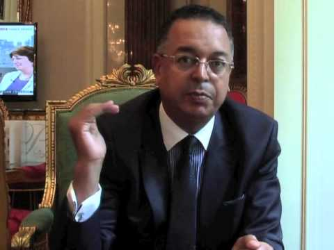 International Life Interviews Lahcen Haddad-Minister for Tourism in Morocco