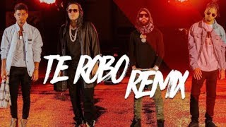 Arcangel & De La Ghetto,Gigolo Y La Exce - Te Robo (Remix) [Official Video]