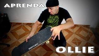 Como Mandar Ollie + Dicas de mestre | Tutorial de Skate