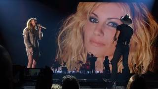 """Tim McGraw and Faith Hill """"It's Your Love"""" live in Bozeman Montana"""