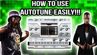 How to make autotune sound natural audacity videos / InfiniTube