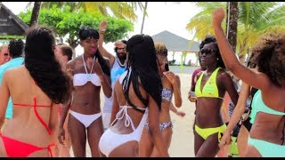 Gyptian - Non Stop | Official Music Video width=
