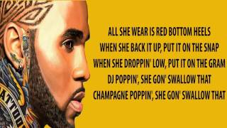 Jason Derulo - Swalla ft. Nicki Minaj &Ty Dolla Sign (LYRICS)