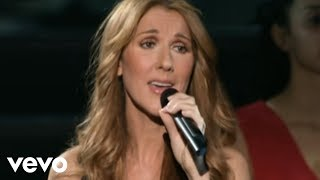 Céline Dion - I Surrender (VIDEO from the 2007 DVD
