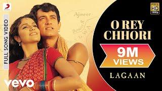O Rey Chhori - Lagaan   Aamir Khan   A.R. Rahman width=