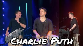 Concert Charlie Puth The Voicenotes Tour Live in Jakarta 2018