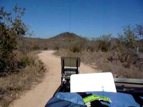 Driving from Ulusaba to Inyati Lodge