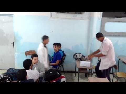 Amjed Jojo - عندما تذكر الاستاذ بالواجب المنزلي