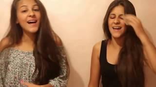 Hey Mama - David Guetta ft. Nicki Minaj, Bebe Rexha & Afrojack (Cover by Chiara & Martina)