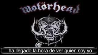 motorhead- line in the sand- subtitulado en español