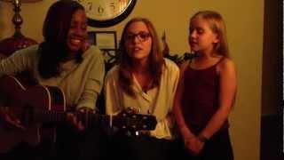 I'm Yours - Jamie Grace with Lennon & Maisy (Jason Mraz cover)