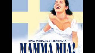 20. Tänk, det känns som vi - MAMMA MIA! på Svenska