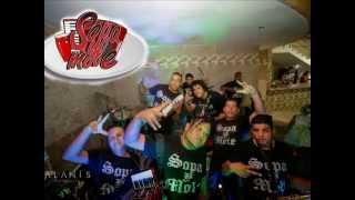 HUEVO EN TORTA - SOPA Y MOLE 2014