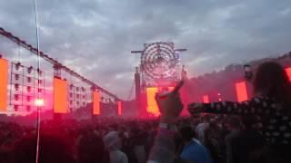 Dour Festival 2017 - Amelie Lens