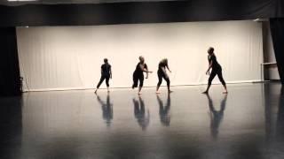 Wait- m83 London Lane choreography