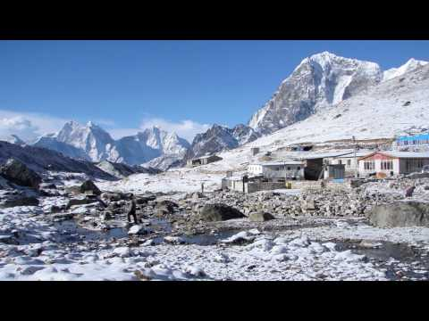 2010 Nepal Everest Base Camp and Cho La Pass Trek