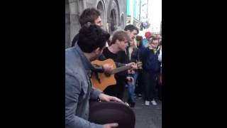 Kodaline in a perfect world Galway City