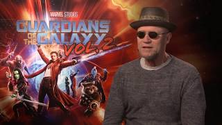 Guardians of the Galaxy Vol. 2 Movie Soundtrack Pop Quiz with Michael Rooker
