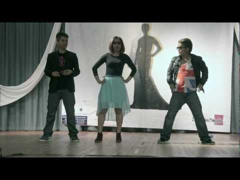 Miss UK Nepal 2012 Entertainment Segment 1 (Oppa Gangnam Style)