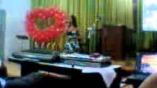 Leila Andrade-soube que me amava