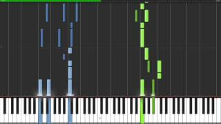 Monster Girl Quest OST - Four Heavenly Knights (Sitenno) (Synthesia)