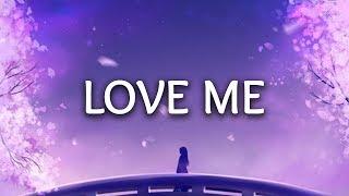 Chromak ‒ Love Me (Lyrics) ft. Emily Marques