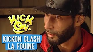 La Fouine clash Kick On !