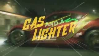 Major Lazer - Night Riders [Lyrics+Need for Speed 2016 Mix] Music video