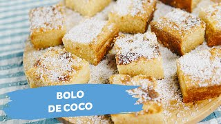 Bolo de Coco | Colher de Sopa