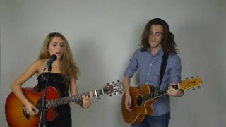 Gone Away - The Offspring (cover by Manuela Zarinelli ft. Marcello Iannuario)