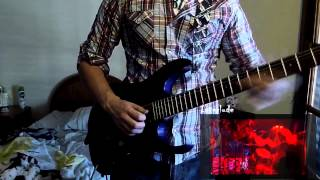 Iron Maiden Dance of Death Solos cover