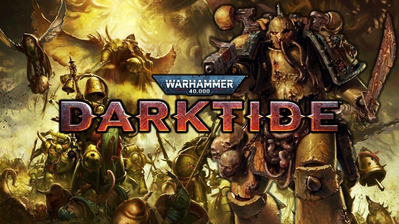 milkandcookiesTW - Warhammer 40000 Darktide - Era Indomitus, Plague Marines, Nurgle Daemons, Bolters, and Orks!