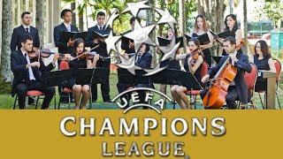 Champions League - Tony Britten - Dominante Live Music - Música para Casamento