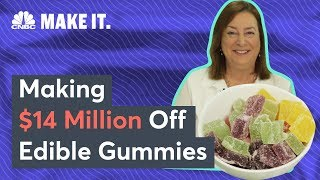 Strange Success – $14 Million Edibles Business