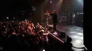 YG - Bicken Back Being Bool (YG & Nipsey Hussle Concert)