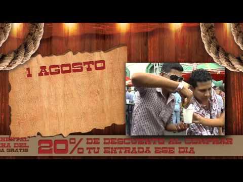 Zona Hipica Claro Managua 2012 (BLU NICARAGUA)