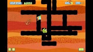 SpongeBob SquarePants Sea Monster Smoosh Let's Play   PlayThrough   WalkThrough play a game