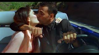 Kambakht ishq star share a kiss in the car width=
