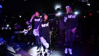 SharpHeartz - We Made it LIVE (Shot by Danny C.)