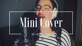 Je Veux - Zaz (Cover) Manu Mora