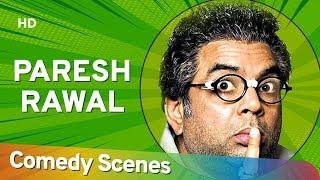 Paresh Rawal Comedy Scenes - परेश रावल की सबसे सुपरहिट कॉमेडी सीन्स - Shemaroo Bollywood Comedy
