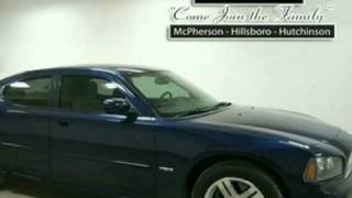 2006 Dodge Charger #1B052A in McPherson Lindsborg, KS - SOLD