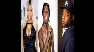 Nicki Minaj - About That Life (Feat. Lil Wayne & Jadakiss) (Prod. Cardiak) [REMIX]