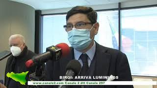 BIRGI: ARRIVA LUMIWINGS