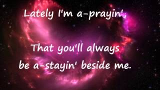 Bread, Baby I'm-a Want You, (The Best of Bread) with lyrics