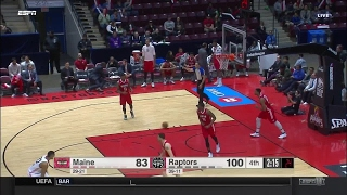 Highlights: Yanick Moreira (16 points)  vs. the Red Claws, 4/19/2017