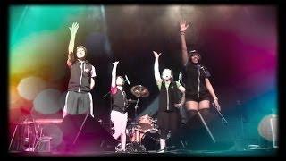 Mekakushi Code メカクシコード [ Tekko 2014 Live]