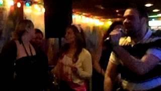 spice girls wannabe in karaoke