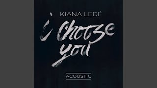 I Choose You (Acoustic)
