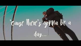 The Script- Hall of Fame ft. Will.I.Am (lyrics video)